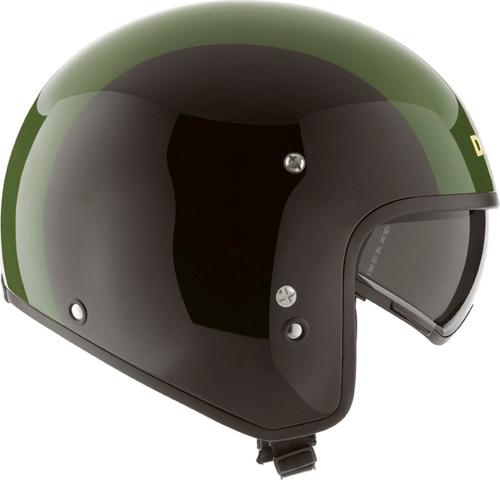 Casco moto Diesel Hi-Jack Multi nero-verde