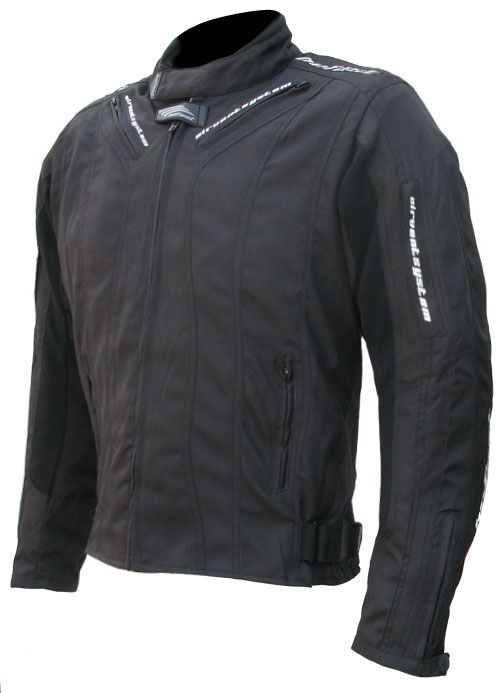 BEFAST Mercury Lady Textile Jacket - Col. black