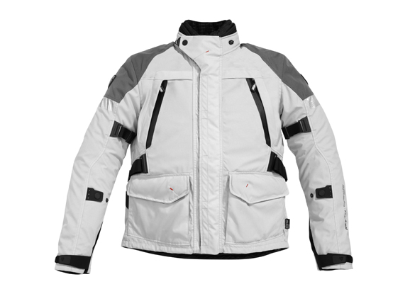 REV'IT! Everest GTX Jacket - Col. Light Grey/Grey