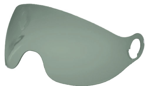 Nolan N20 dark green visor for helmets sized XXS-M