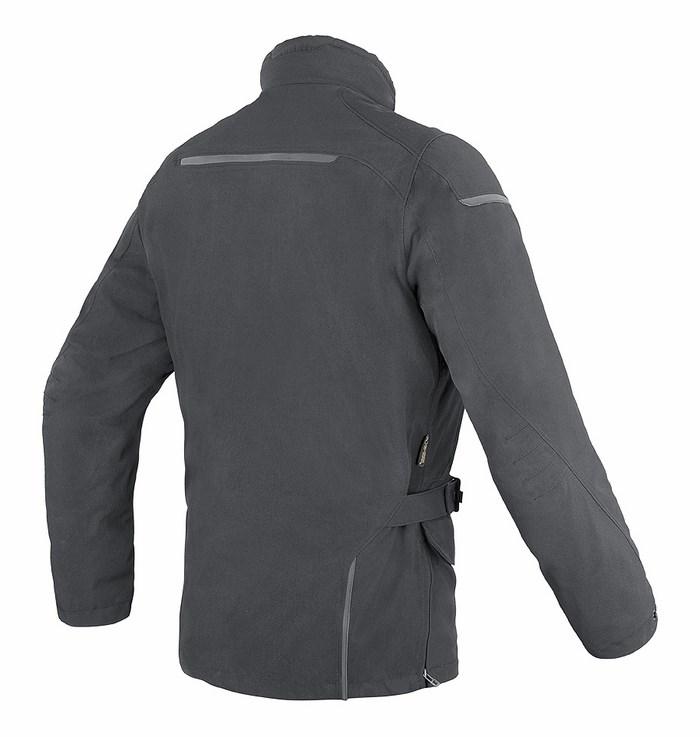 Giacca moto Dainese Knightsbridge D-Dry dark gull gray