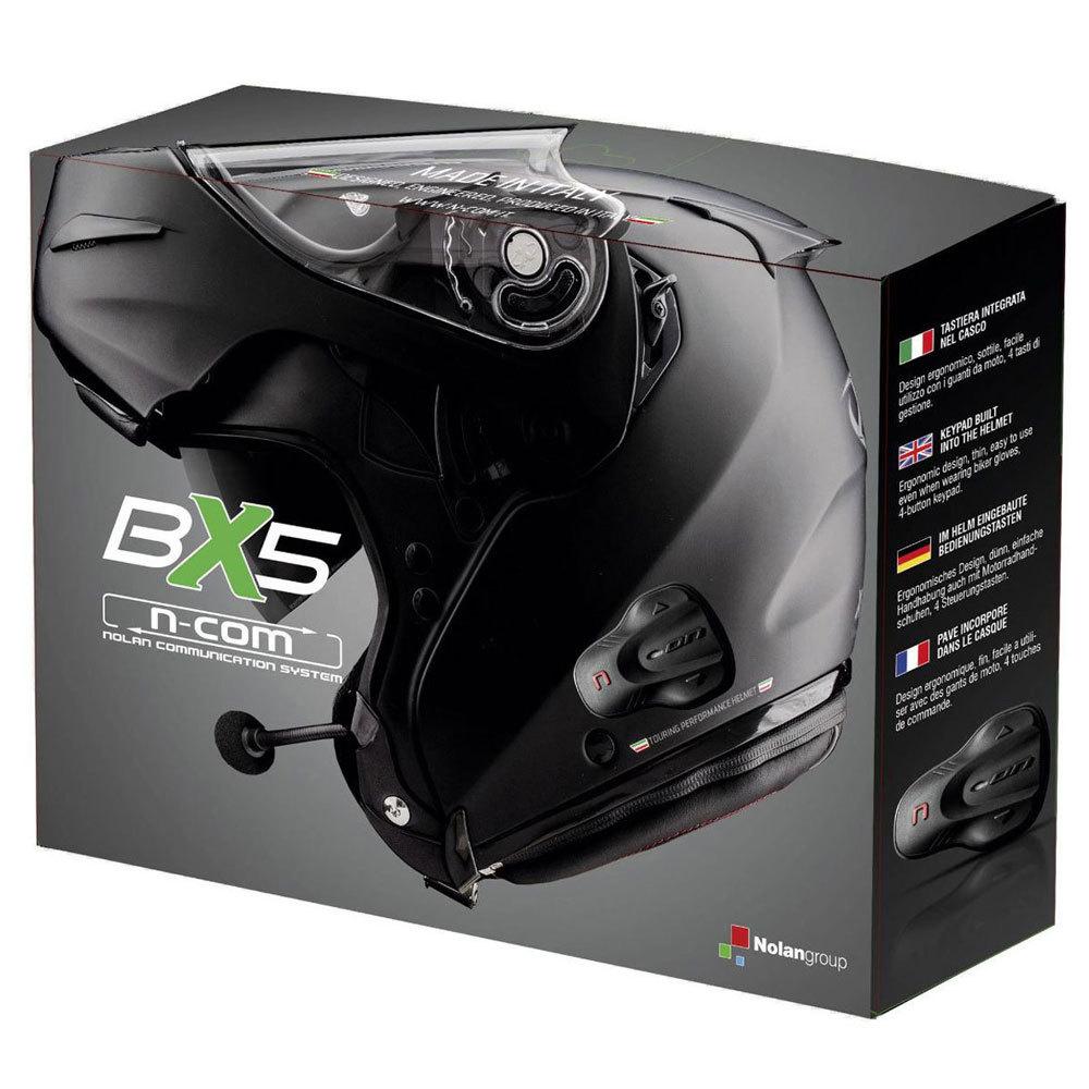 Interfono Nolan X-Series Bluetooth N-Com BX5 singolo