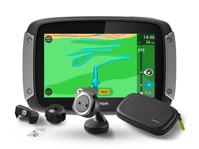 Navigatore TomTom Rider 410 World Premium Pack