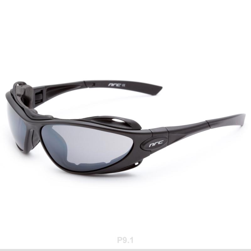 Occhiali NRC Pro P9.1 nero opaco
