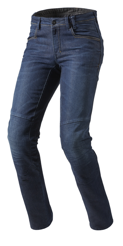 Jeans moto Rev'it Seattle blu scuro L34