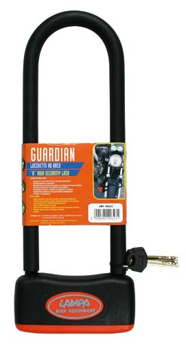 High security lock Guardian Lampa