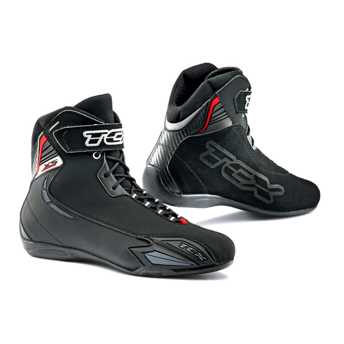TCX X-Square Motorcycle Boots Waterproof Sport Black