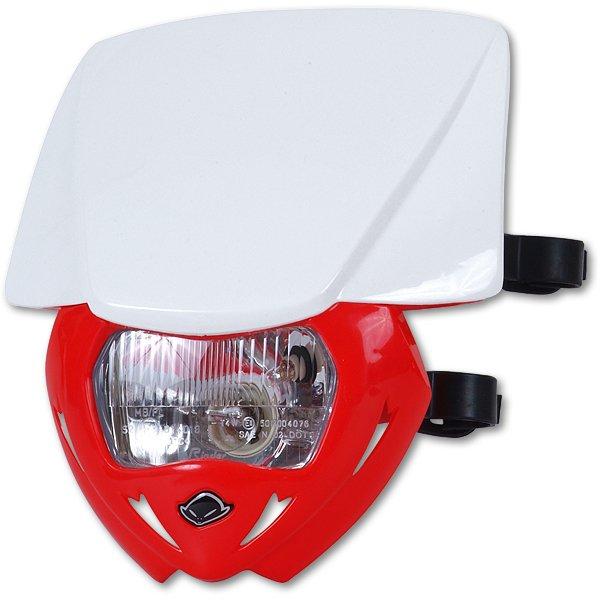 Panther headlight bi-colour