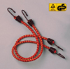 LAMPA Elastic Hooked Cords - 10 mm / 60 cm - 2 pcs