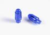 Tappi coprivalvola con led - Blu