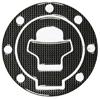 Copertura tappo carburante carbon-look per Suzuki