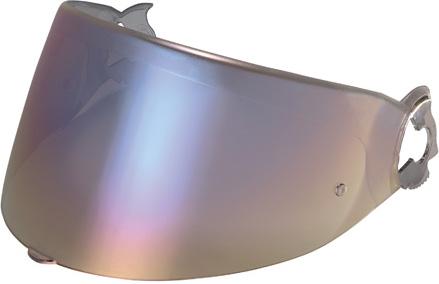 Nolan N100E blue visor