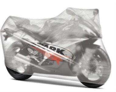 Coprimoto impermeabile in Nylon trasparente Spark