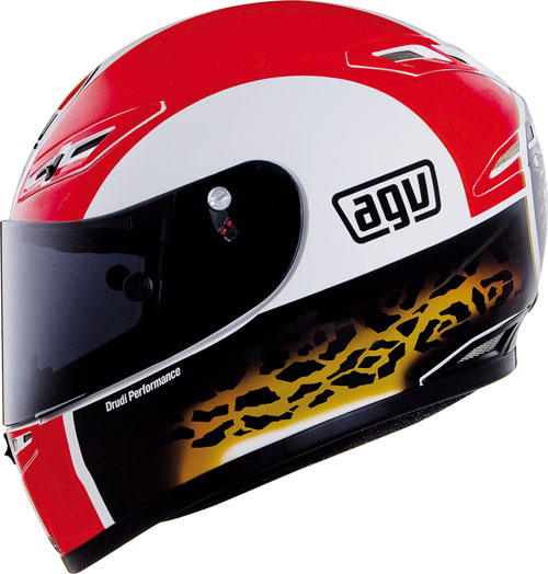 Casco moto Agv Gp-Tech Replica Marco Simoncelli