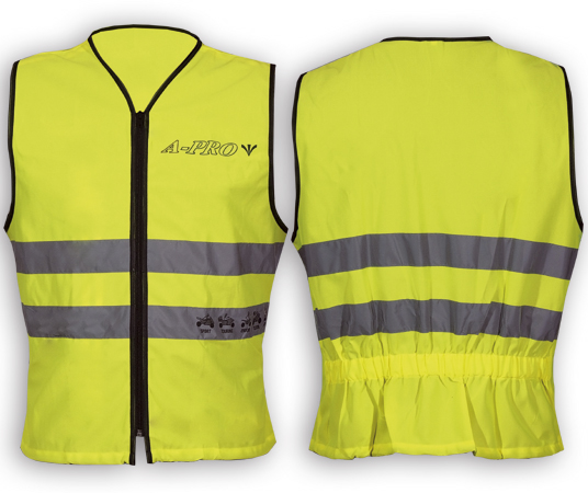 A-PRO Bright Gilet Safety Vest