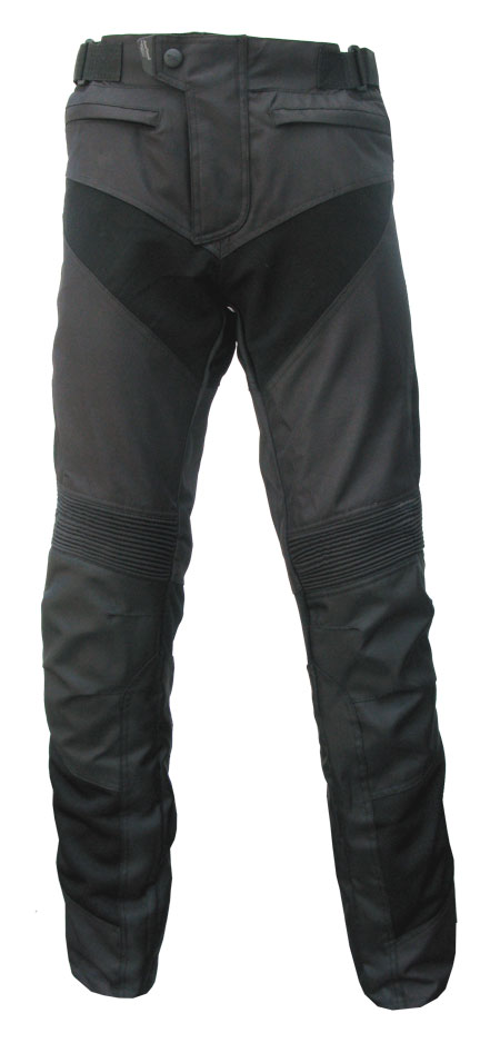 BEFAST Avior Textile Trousers - Col. Black