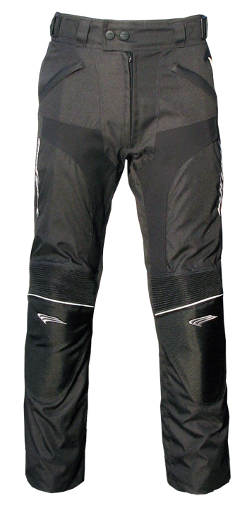 BEFAST Antares Textile Trousers - Col. Black