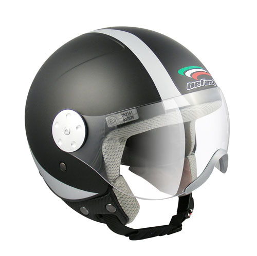 Casco moto Demi-jet Befast Scatto
