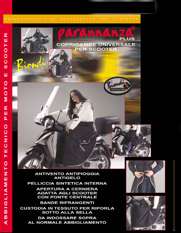 BIONDI Parannanza Plus Universal Legs Cover