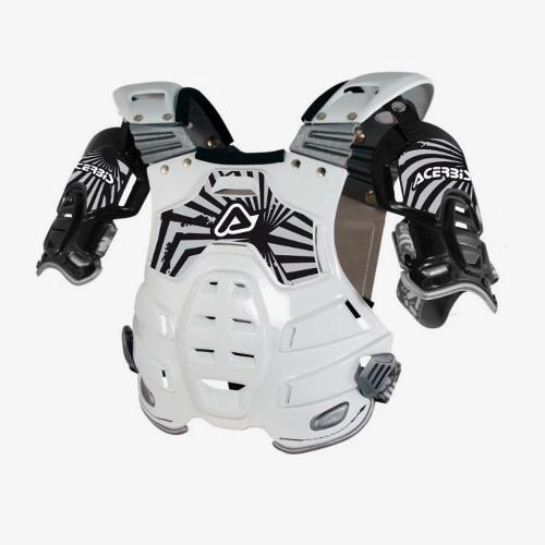 Harness Acerbis Motocross Bomber White