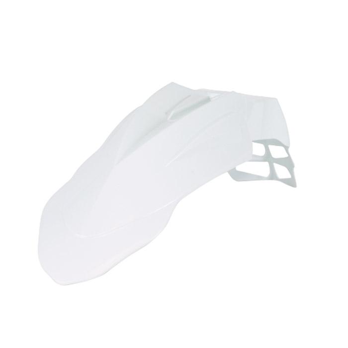 Parafango Anteriore Supermoto Acerbis Bianco