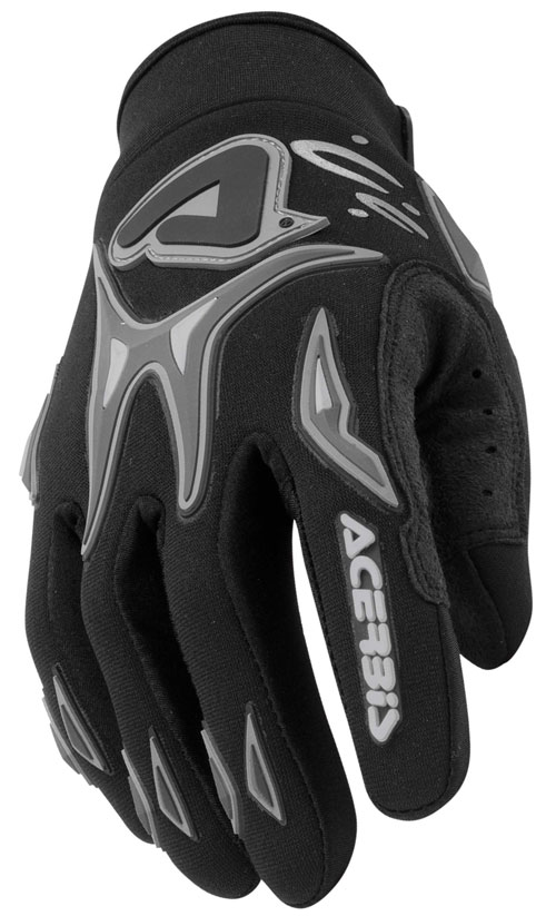 Acerbis Scuba Gloves Neoprene Black