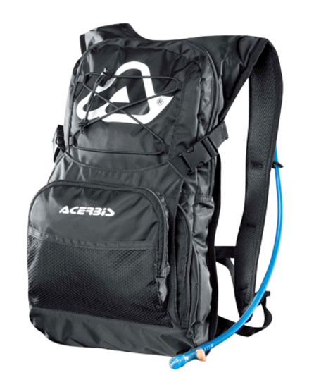 Zaino Drink bag Acerbis H2O Nero
