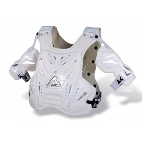Pettorina motocross Acerbis Infinity Bianco