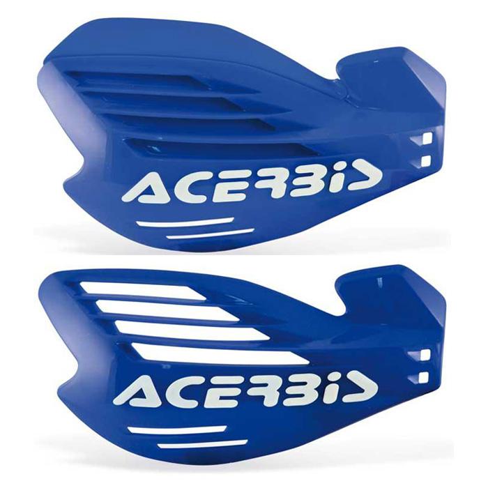 Acerbis X Force Handguards Blue