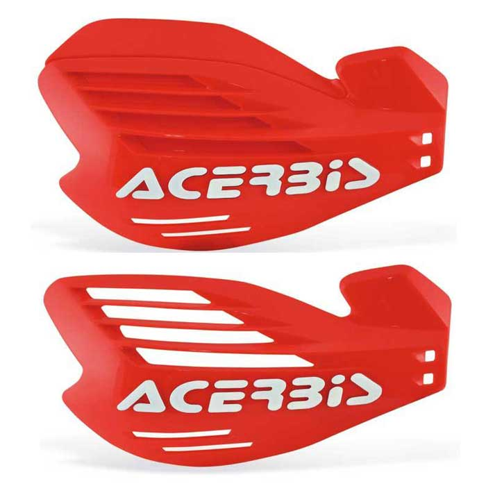 Handguards Acerbis X Force Red