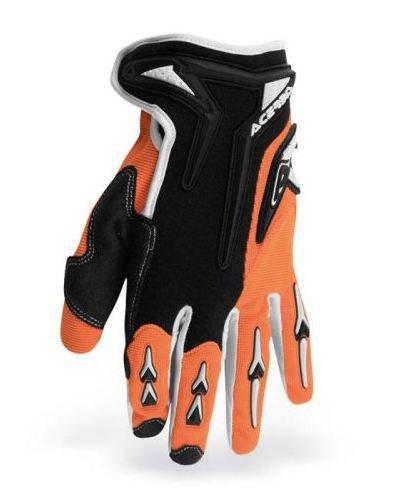Acerbis Motobrand kid cross gloves Orange