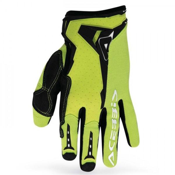 Gloves Acerbis Motocross Mx-x1 Green
