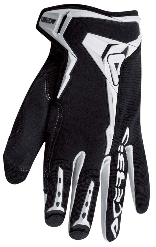 Gloves Acerbis Motocross Mx-x1 Black