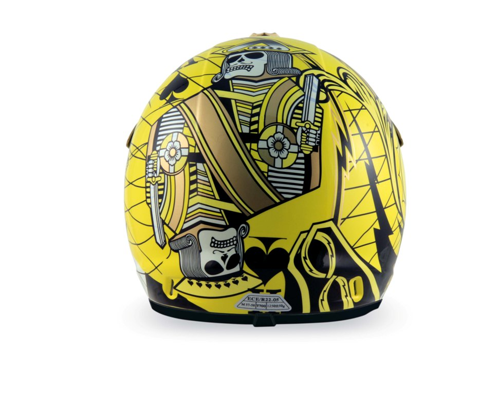 Casco Acerbis Motocross Poker
