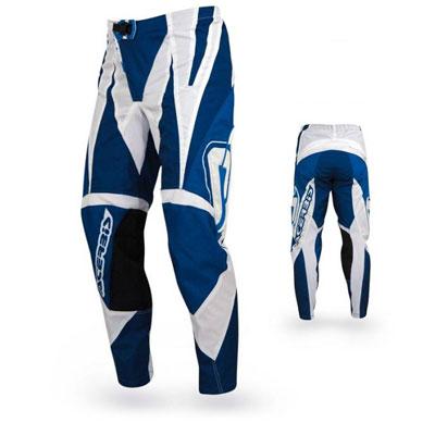 Acerbis Motocross Pants Blue motobrand