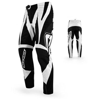 Pantaloni Motocross Acerbis motobrand Nero