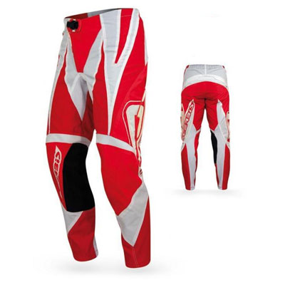 Acerbis Motocross Pants Red motobrand