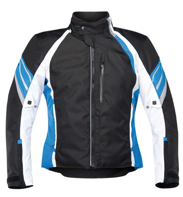 Acerbis Motorcycle Jacket Blue Castletown