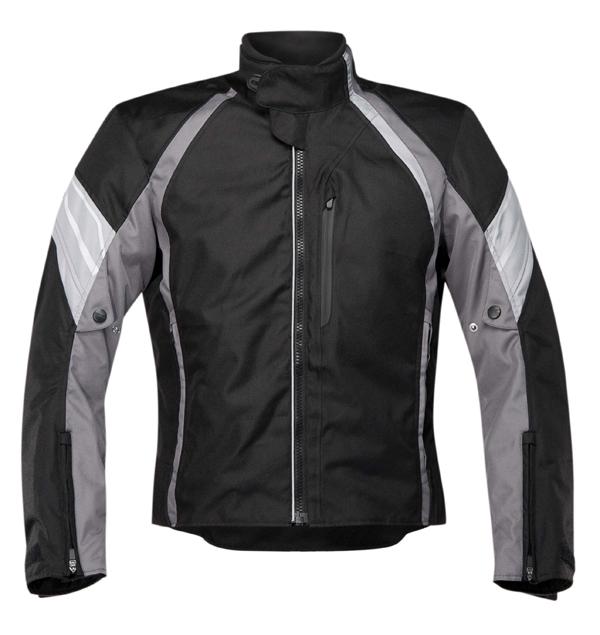 Acerbis Black motorcycle jacket Castletown
