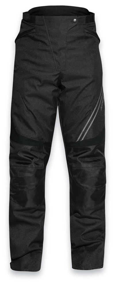 Motorcycle pants woman Ramsey Acerbis Lady Black