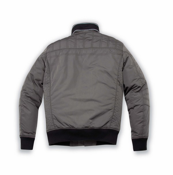 Acerbis Motorcycle Jacket Grey Broadway