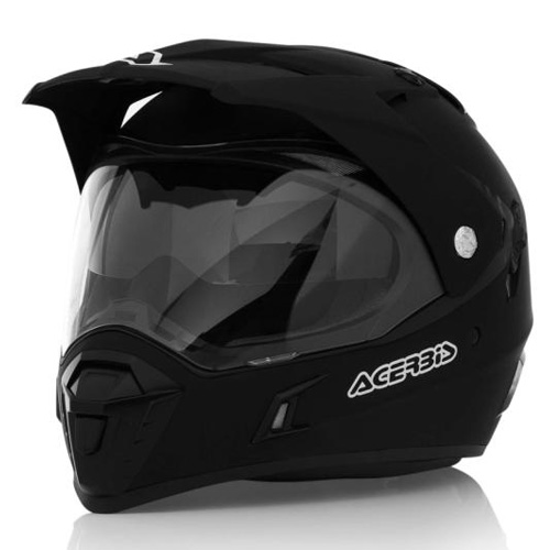 Acerbis Active Helmet matt Black