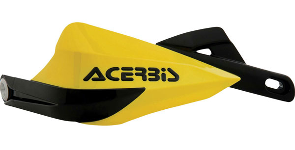 Handguards Acerbis RALLY III Yellow