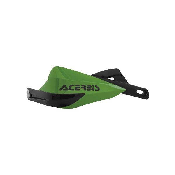 Handguards Acerbis RALLY III Green