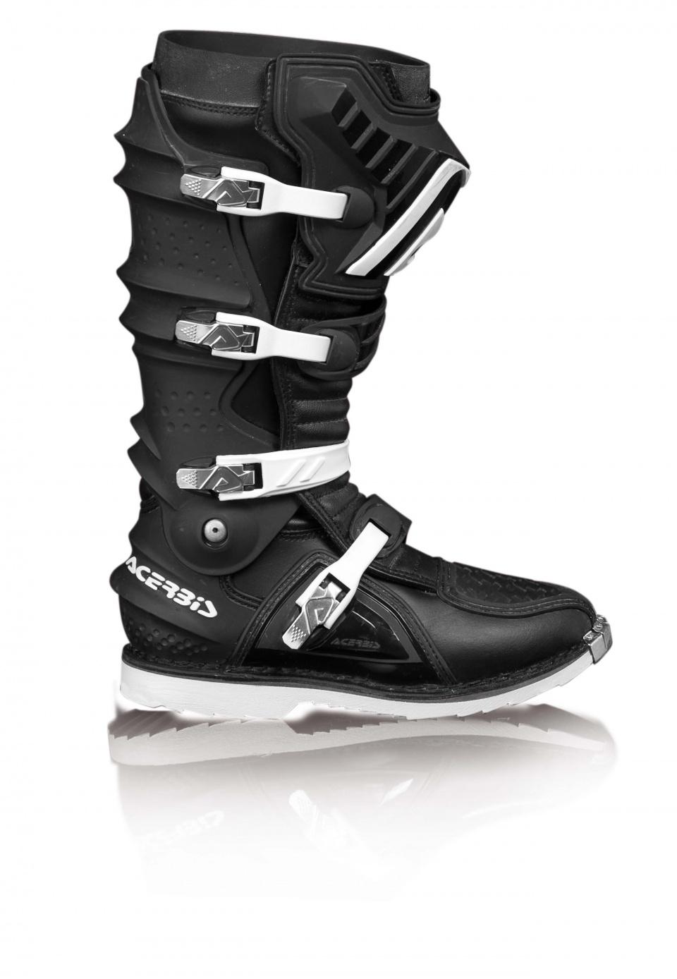 Motocross Boots Acerbis X-move Black