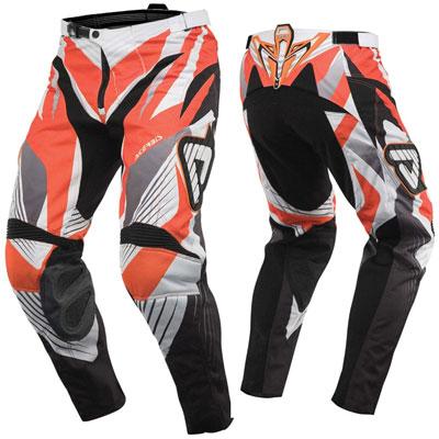 Acerbis off road trousers Impact Orange