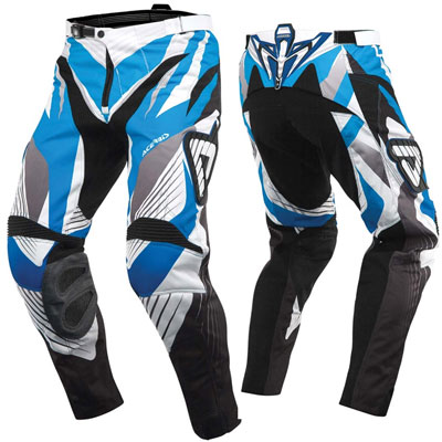 Acerbis off road trousers Impact Blue