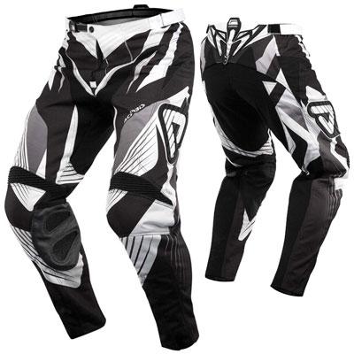 Acerbis off road trousers Impact Black