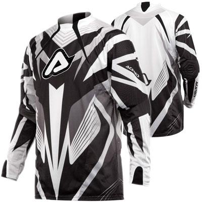 Acerbis Impact Motocross Jersey Black