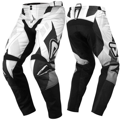 Motocross Pants Acerbis Profile Black